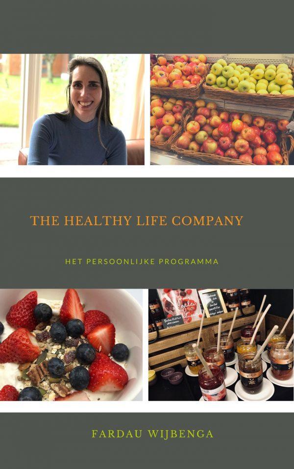Persoonlijk programma van The Healthy Life Company